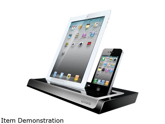 Dreamgear Dock for iPod/ iPhone/ iPad ISOUND-4592