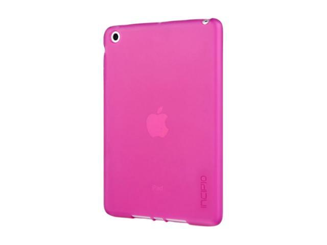 Incipio Translucent Orchid Pink NGP Impact Resistant TPU Jelly Case For iPad Mini Model IPAD-304