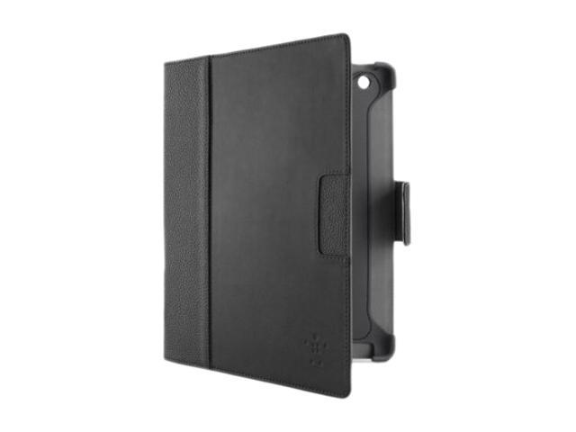 Belkin Executive Leather Folio With Screen Protection for iPad Model B2A002-C00