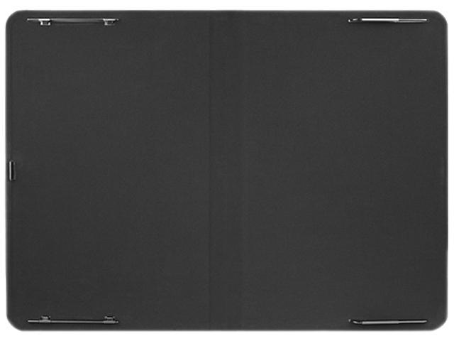 macally Black Protective Case Cover for 13-Inch MacBook Air Model SlimFolio13