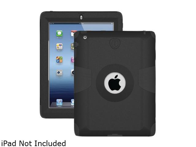 Tucano Kraken A.M.S. AMS-NEW-IPAD-BK Case for Apple iPad 2/iPad 3/iPad 4th Generation Black