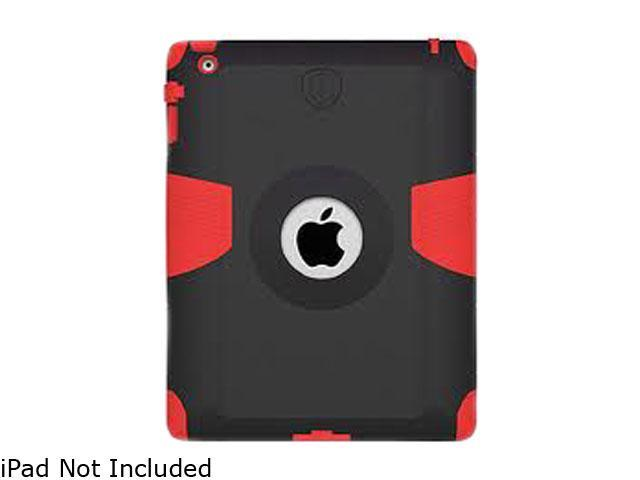 Tucano Kraken A.M.S. AMS-NEW-IPAD-RD Case for Apple iPad 2/iPad 3/iPad 4th Generation Red