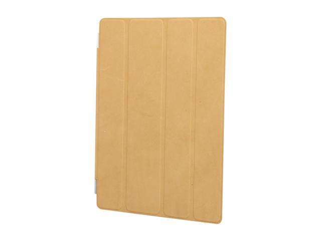 Original Apple Leather Smart Cover for Apple iPad 2, 3, 4 -Tan (MC948LL/A)
