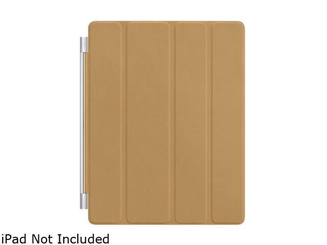 Apple iPad Smart Leather Cover - Tan