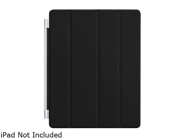 Apple iPad Smart Leather Cover - Black