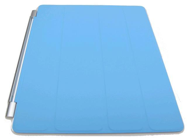 Apple iPad Smart Polyurethane Cover - Blue