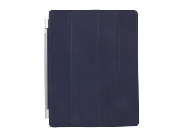 Apple MD303LL/A iPad Smart Cover (OEM) Leather Navy