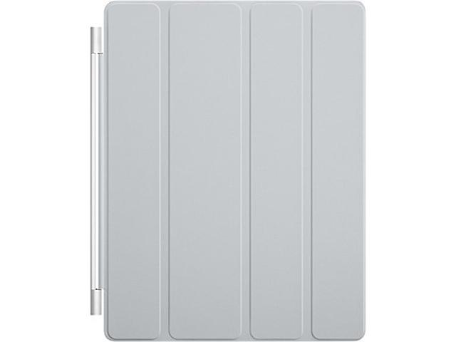 Apple MD307LL/A iPad 2 Polyurethane Smart Cover Light Gray