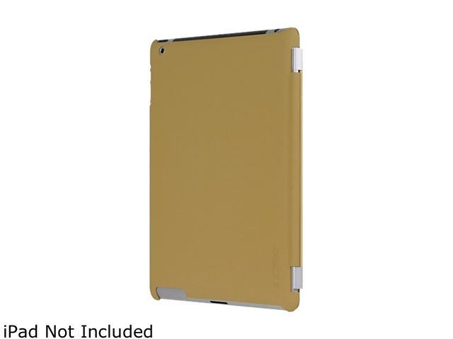 Incipio IPAD-233 Smart feather Ultralight Hard Shell Case for iPad 2 Tan