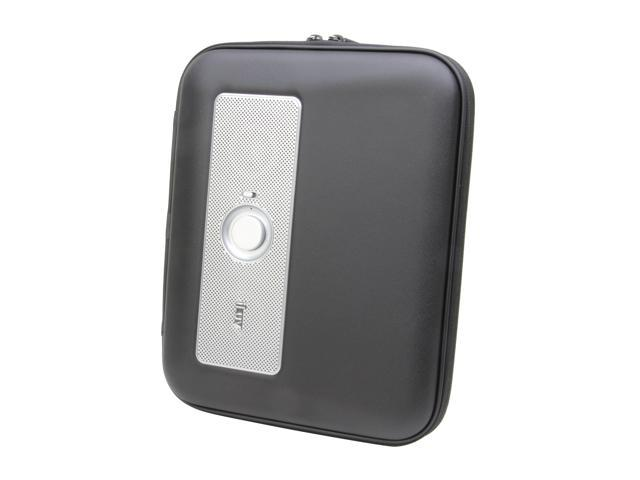 iLuv MusicPac iSP210 Portable Stereo Speaker Case for iPad - Black