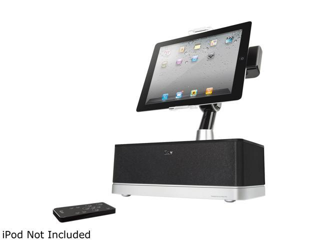 iLuv The ArtStation Pro iMM514 Hi-Fi Speaker Dock for iPad Black