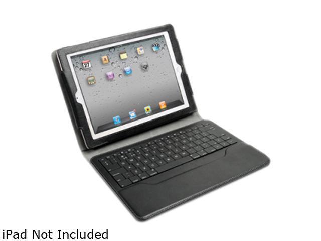iLuv The Professional Workstation - Folio w/ Bluetooth Keyboard Model iCK836BLK