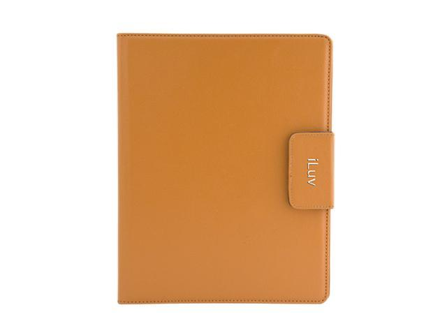 iLuv Ulster Portfolio Case for iPad 2 and The New iPad - Model iCC831TAN