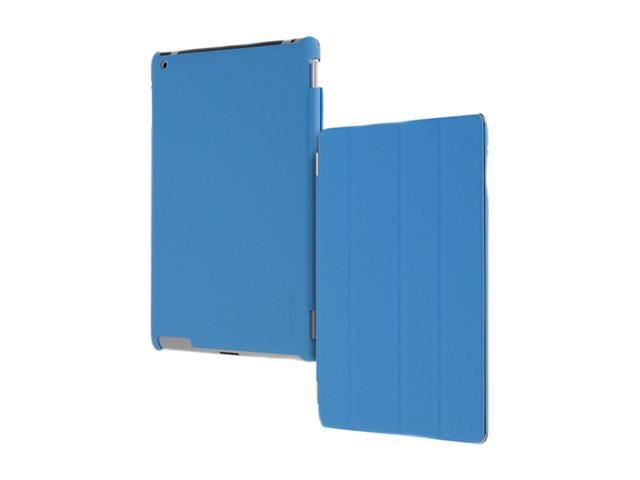 Incipio Light Blue Smart Feather Ultralight Hard Shell Case For Apple iPad 3rd Generation Model IPAD-257