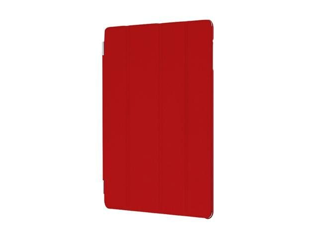 Incipio IPAD-260 New iPad Smart feather Ultralight Hard Shell Case - Red