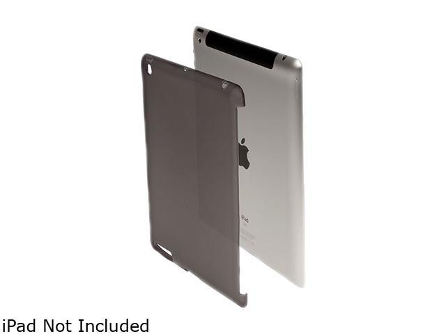 V7 Soft-Touch Protective Back Cover for iPad 2 and new iPad Model TA13SMK-3N