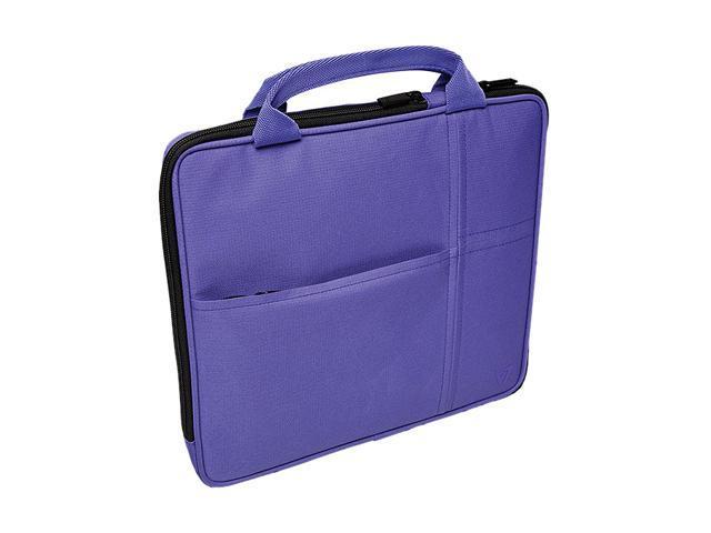 V7 Attache Slim Case for All iPads Model TA20PUR-1N