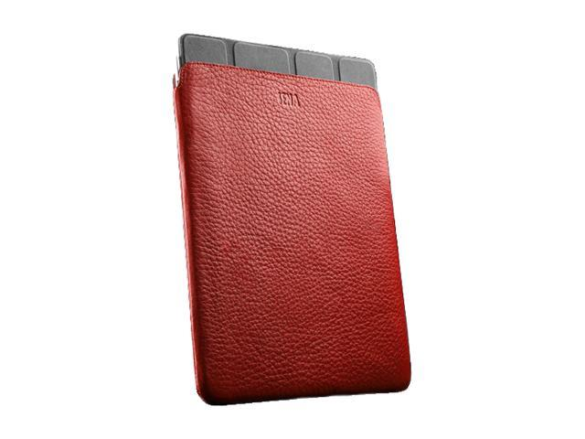 Ultraslim Leather Pouch for iPad 2 & New iPad (3rd Gen) w/ Smartcover -