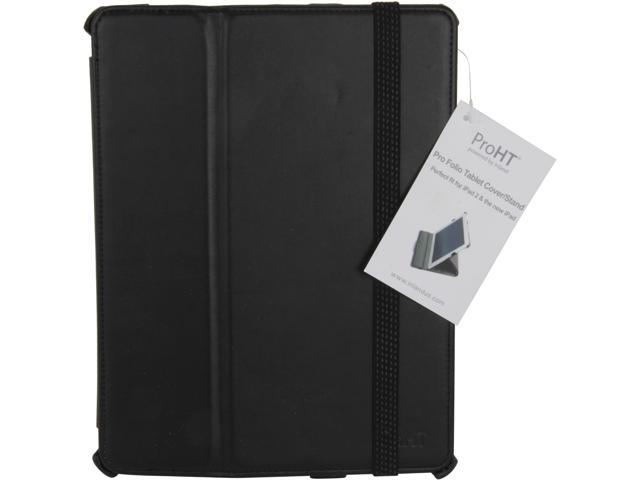 Inland Multi-Stand Leather Case for New iPad / iPad 2 - Model 02606
