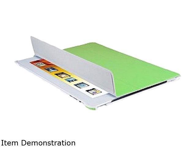V7 TA36GRN-2N-KIT Kit-slim Tri-fold Folio Stand for iPad2 Green