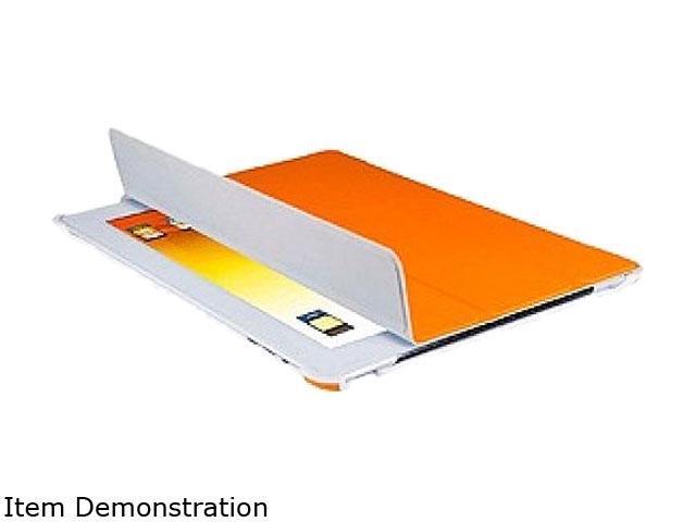 V7 TA36ORG-2N-KIT Kit-slim Tri-fold Folio Stand for iPad2 Orange