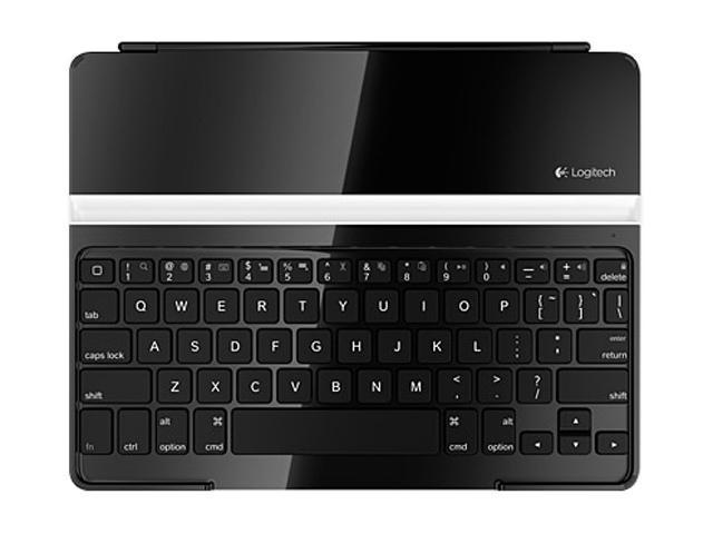 Logitech Ultra Thin iPad Keyboard Case Model 920-004014