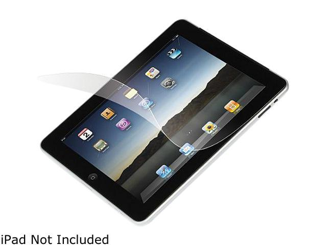 Screen Protector with Bubble-Free Adhesive for iPad