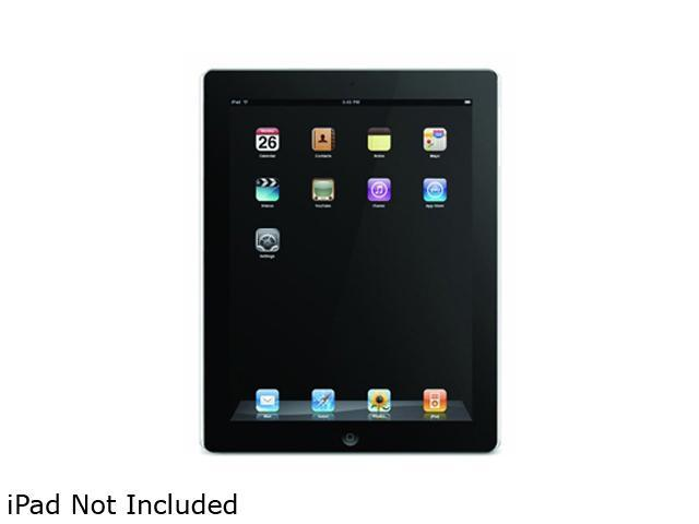 Macally SNAP2C Clear Snap-On Case for iPad 2 Clear