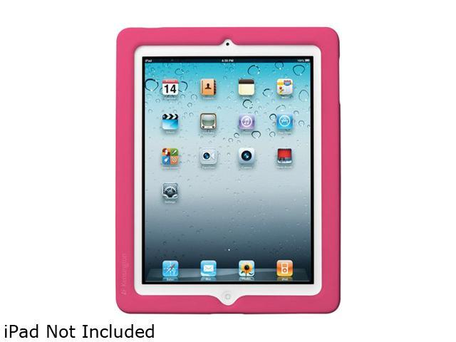 Kensington BlackBelt Protection Band For iPad 4 with Retina Display, iPad 3 and iPad 2 (K39372US) - Pink