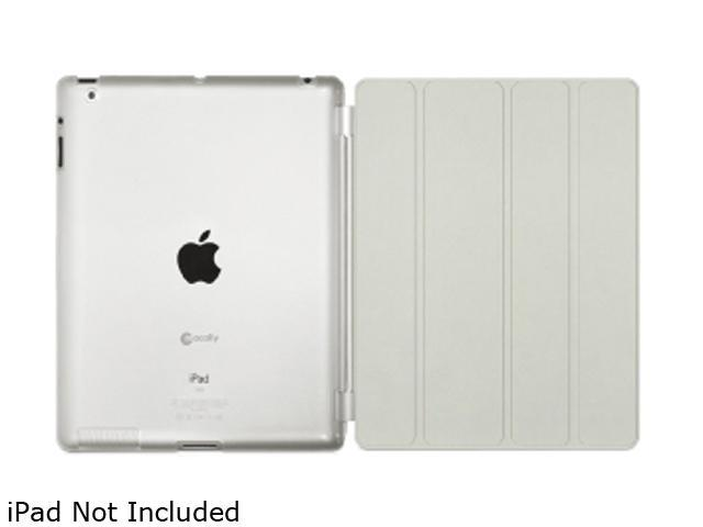 Macally (Mace Group) Protective Case Designed To Work With iPad 2 SmartCover Model SMARTMATEC