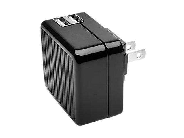 Kensington K39525US AbsolutePower Dual USB Wall Charger with 30-Pin Apple Cable