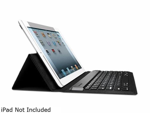 Kensington KeyFolio Expert Multi Angle Folio & Keyboard for iPad Model K39561US