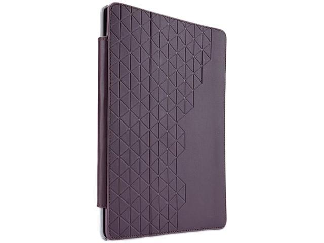 Case Logic IFOL-301 Carrying Case (Folio) for iPad - Purple