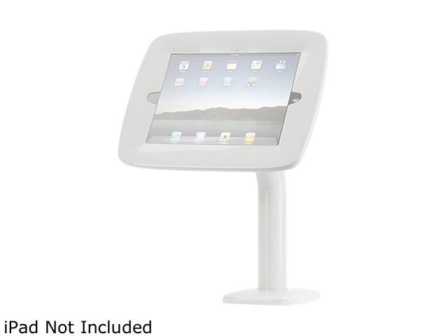 Griffin Technology White Kiosk Desktop Mount for iPad, iPad 2 and The New iPad