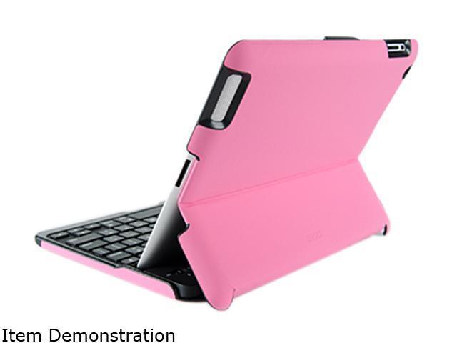 ZAGG Folio FOLSMTPNK97 Apple iPad 2 Keyboard Case  Folio Only(no Keyboard) Pink