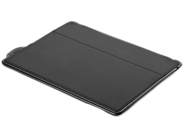Kensington Black Folio Case & Lock for new iPad & iPad 2 Model K67753AM