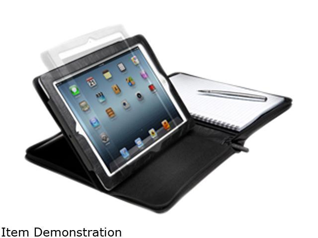 Kensington Folio Executive with Zipper Closure for New iPad Model K39706AM