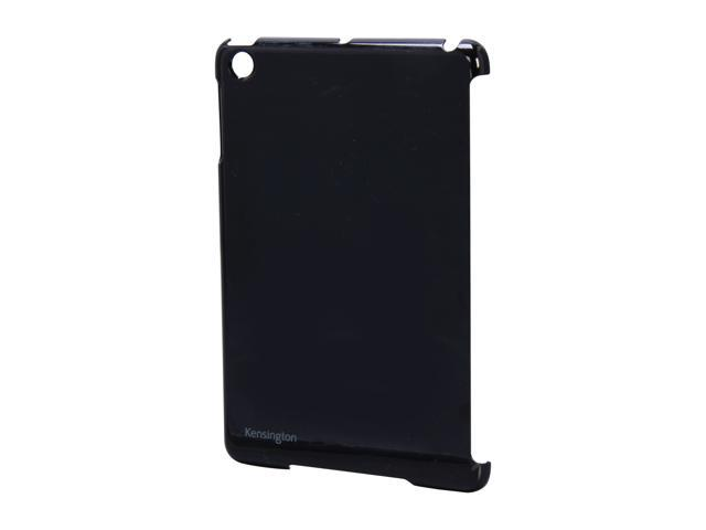 Kensington Black Protective Back Cover For iPad Mini  - Smooth Plastic Model K39713AM
