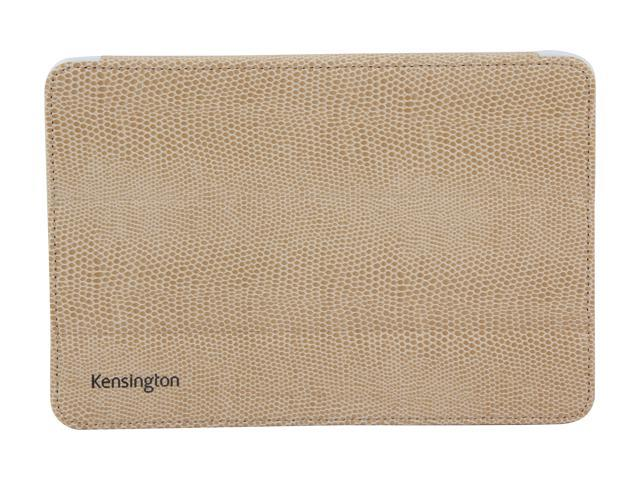 Kensington Cream Protective Cover & Stand for iPad Mini Model K39719AM