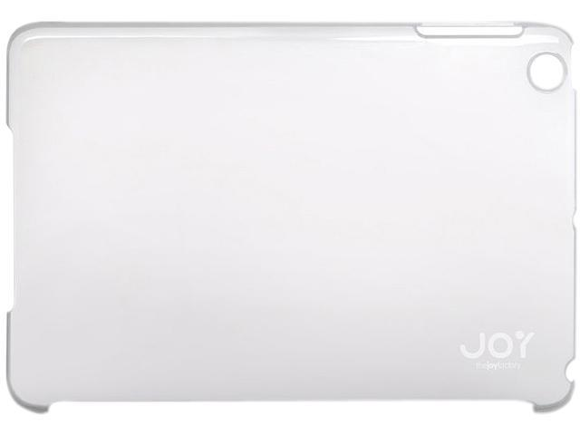 The Joy Factory, Inc. Clear Ultra-Slim Snap-On Back Case for iPad Mini Model CSE106