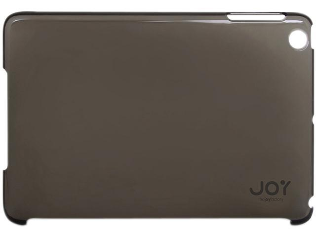 The Joy Factory, Inc. Smoke Ultra-Slim Snap-On Back Case for iPad Mini Model CSE107
