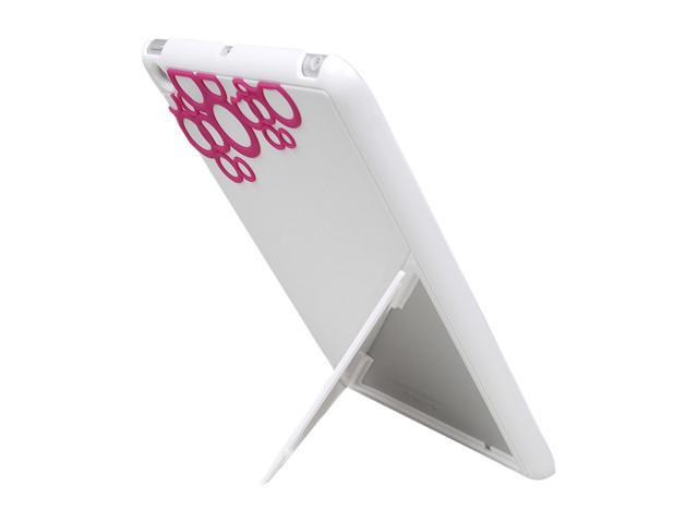The Joy Factory, Inc. Pink Snap-On Back Case w/ Stand for iPad Mini Model CSE110
