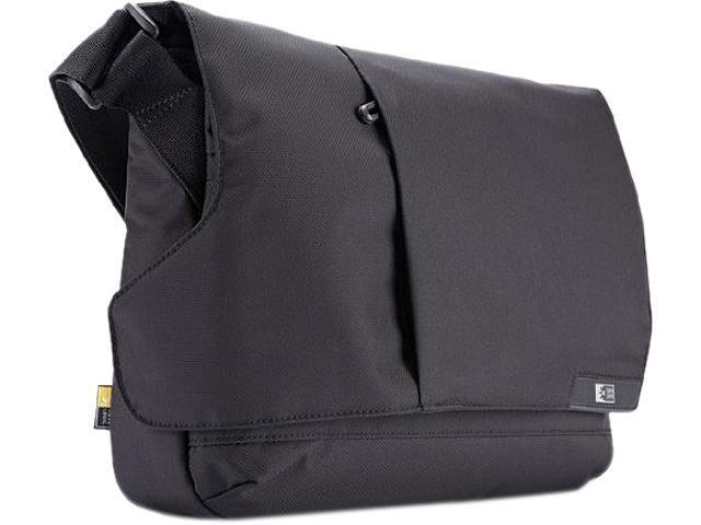 "Case Logic Black iPad and 11"" Laptop Messenger Model MLM-111BLACK"