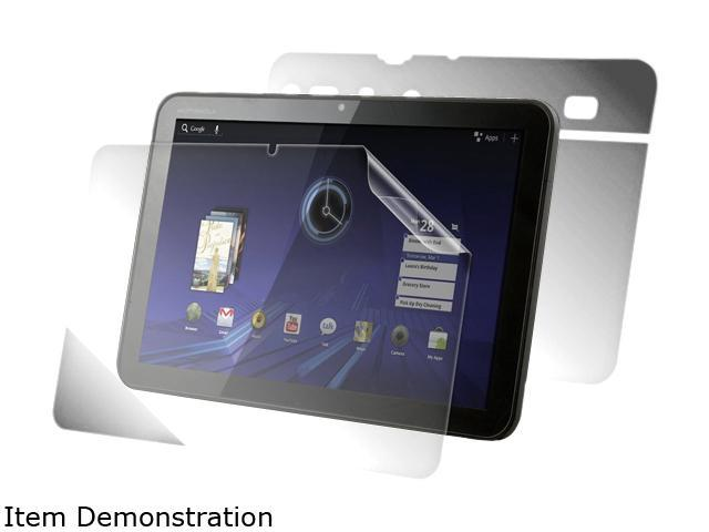 ZAGG MOTXOOMLE Screen Protector For Motorola Xoom Clear