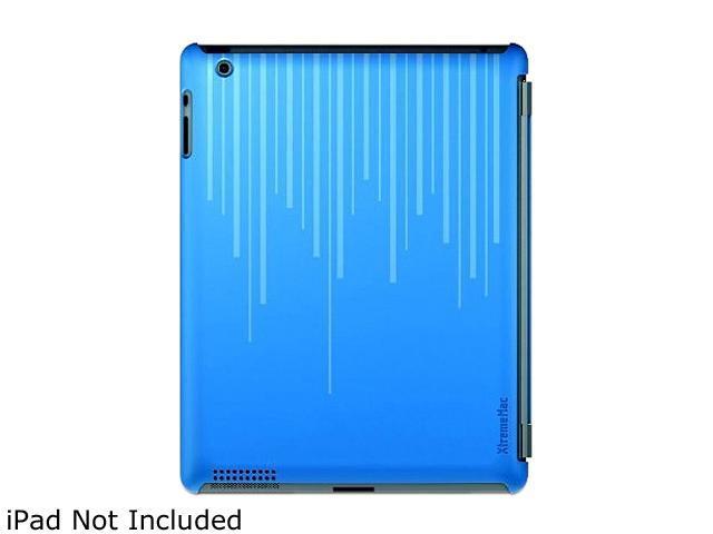 XtremeMac 02624 Microshield Silkscreen SC for IPAD 2012 Blue