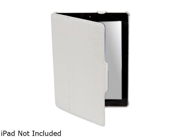 Carbon Fiber Folio Case for iPad 2 -