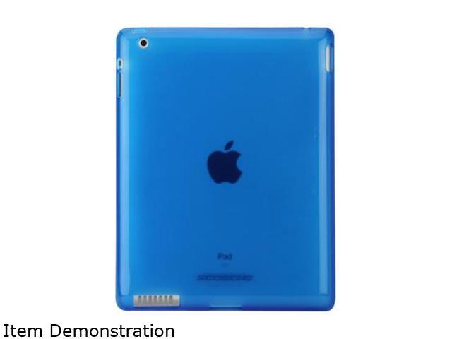 Flexible Rubber Case for iPad 2