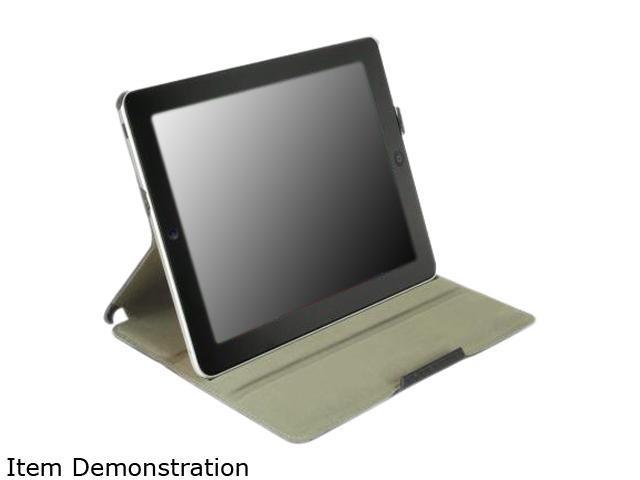 iPad 2 Leather Texture Folio Case -