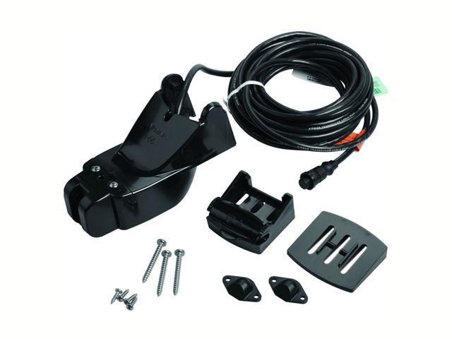 garmin parts plastic transom mount transducer with depth. Black Bedroom Furniture Sets. Home Design Ideas