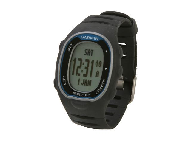 GARMIN Blue with Heart Rate Monitor